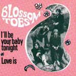 I'll Be Your Baby Tonight picture sleeve