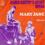 Mary Jane/Dreamy dutch picture sleeve